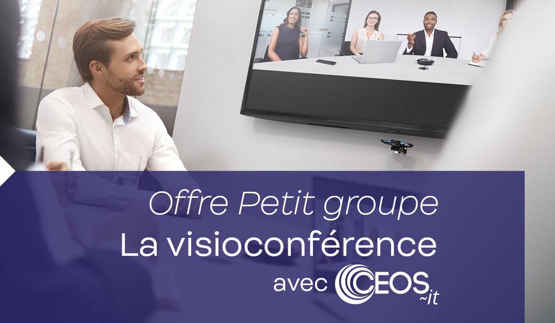 La visioconférence avec Ceos-It – Offre petit groupe